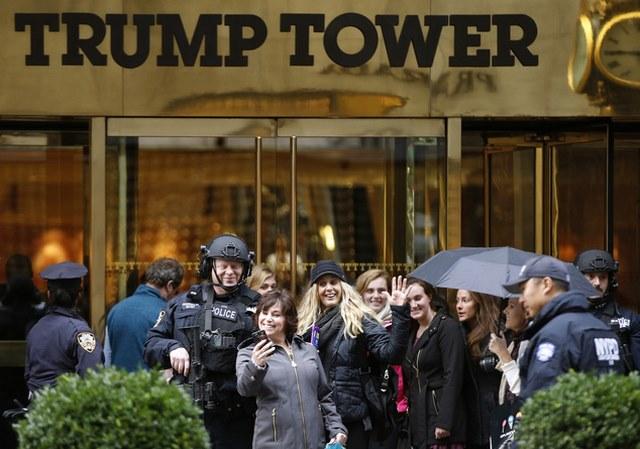 """Nơi ở của Trump thành điểm chụp """"tự sướng"""" hot nhất Mỹ - 4"""