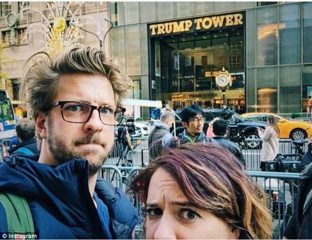 """Nơi ở của Trump thành điểm chụp """"tự sướng"""" hot nhất Mỹ - 6"""