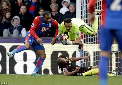 Chi tiết C.Palace – Man City: Cú đúp của Toure (KT) - 4