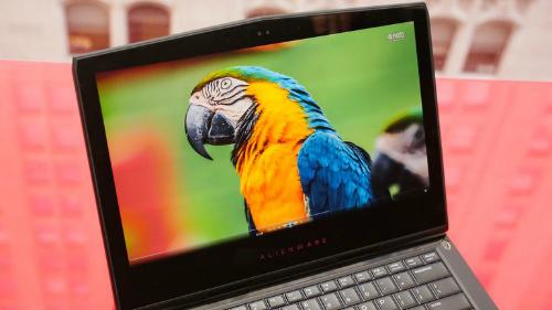 Alienware 13 R3 (OLED): Laptop chơi game tích hợp công nghệ thực tế ảo VR - 2