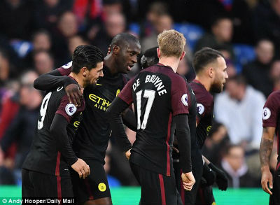 Chi tiết C.Palace – Man City: Cú đúp của Toure (KT) - 5