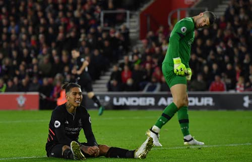 Southampton - Liverpool: Một ngày đen đủi - 1