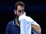 Thể thao - Nishikori – Cilic: Cuộc chơi đầy toan tính (ATP Finals)