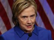 Thế giới - Khuôn mặt không son phấn của bà Clinton nói lên điều gì?