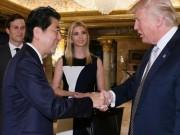 Thế giới - Dân Mỹ giận dữ vì con gái Trump gặp Thủ tướng Abe cùng bố