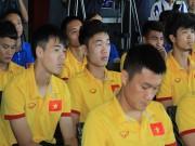 Bóng đá - ĐTVN: Trưởng đoàn nhầm tên Tuấn Anh & Xuân Trường
