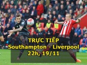 Chi tiết Southampton – Liverpool: Xuất thần Forster (KT)