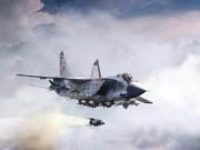 """Thế giới - Sức mạnh """"quái thú bầu trời"""" MiG-31 Nga điều đến Syria"""