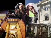 Ca nhạc - MTV - Khối tài sản khó ai sánh kịp của 2 mỹ nhân độc thân Mỹ Tâm, Minh Hằng