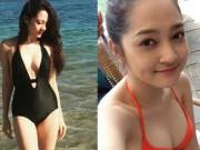 """Ca nhạc - MTV - """"Đứng hình"""" với bạn gái ngày càng nóng bỏng của Hồ Quang Hiếu"""