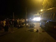 Tin tức trong ngày - Tai nạn thảm khốc ở Xuyên Mộc, 4 người tử vong tại chỗ