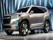 Tin tức ô tô - Subaru tung Viziv-7 kình nhau với Volkswagen Atlas