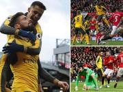 Bóng đá - Góc chiến thuật MU - Arsenal: Nhất chưởng tất sát