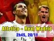Atletico – Real Madrid: Trông cả vào Ronaldo – Bale