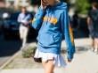 5 cách mặc áo hoodie cần nạp ngay vào từ điển thời trang