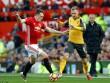 Chi tiết MU - Arsenal: Chết lặng Old Trafford (KT)