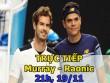 Chi tiết Murray – Raonic: Set 3 quyết định (KT)