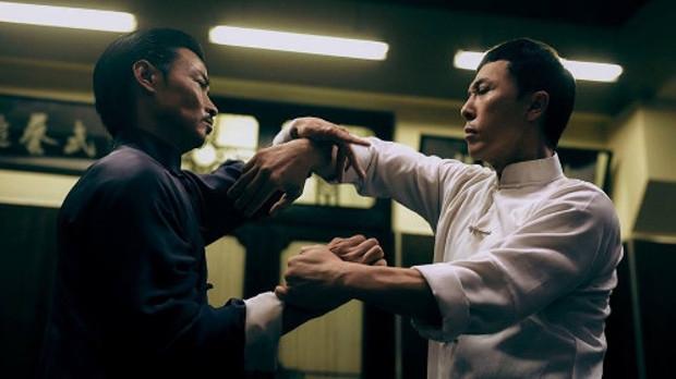 """3 màn võ thuật đỉnh nhất của Chân Tử Đan trong """"Diệp Vấn 3"""" - 1"""