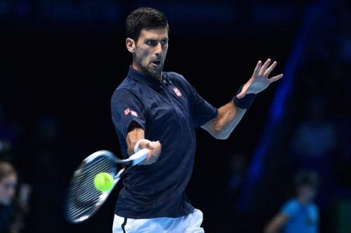 Djokovic - Nishikori: Thần tốc vào chung kết (ATP Finals) - 1