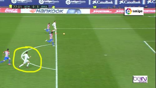 Góc chiến thuật Atletico – Real Madrid: Gậy ông đập lưng ông - 10