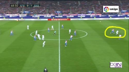 Góc chiến thuật Atletico – Real Madrid: Gậy ông đập lưng ông - 6