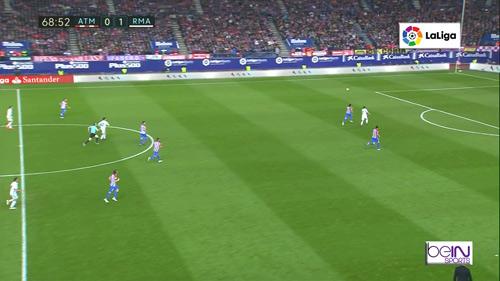 Góc chiến thuật Atletico – Real Madrid: Gậy ông đập lưng ông - 7