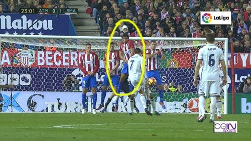 Góc chiến thuật Atletico – Real Madrid: Gậy ông đập lưng ông - 5
