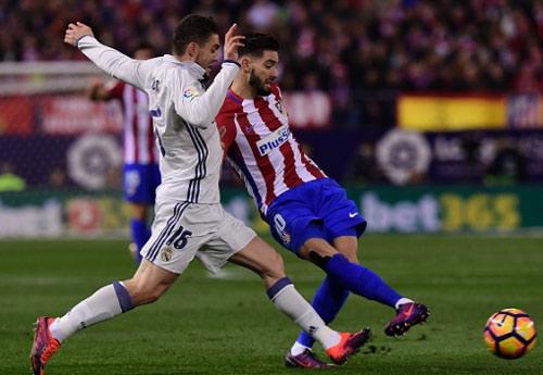 Góc chiến thuật Atletico – Real Madrid: Gậy ông đập lưng ông - 2