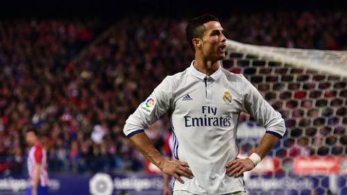 """Real – Ronaldo cùng giải hạn trước """"cái gai"""" Atletico - 1"""