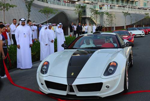 Thú vui chơi xa xỉ của Thái tử đẹp trai nhất Dubai - 9