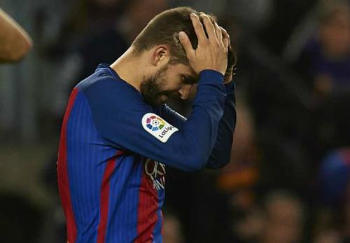 """""""Tịt ngòi"""" ở Nou Camp, báo thân Barca đổ lỗi trọng tài - 3"""