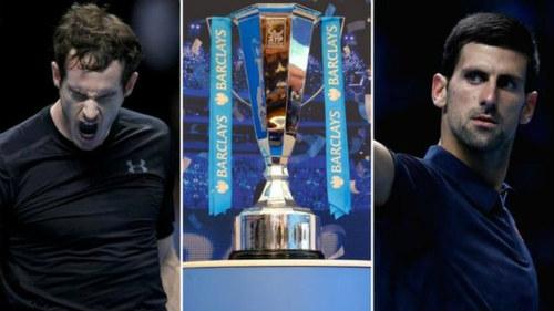 Murray – Djokovic: Nhất tiễn hạ song điêu (CK ATP Finals) - 1