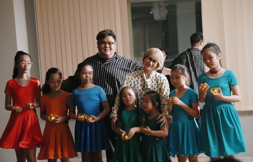 """Những chuyện """"sóng gió"""" với học trò của Mr Đàm, Khánh Thi - 6"""