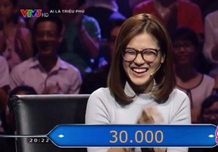 """Choáng với số tiền sao Việt nhận được khi tham gia """"Ai là triệu phú"""" - 1"""