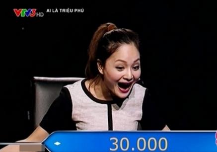 """Choáng với số tiền sao Việt nhận được khi tham gia """"Ai là triệu phú"""" - 4"""