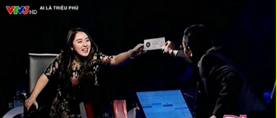 """Choáng với số tiền sao Việt nhận được khi tham gia """"Ai là triệu phú"""" - 3"""