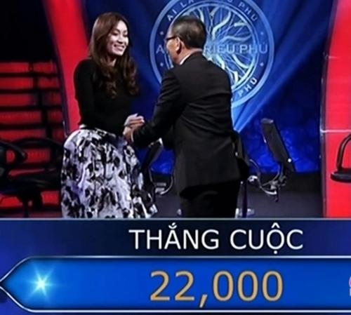 """Choáng với số tiền sao Việt nhận được khi tham gia """"Ai là triệu phú"""" - 7"""