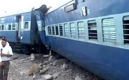 Tai nạn tàu hỏa kinh hoàng ở Ấn Độ, 45 người thiệt mạng - 8