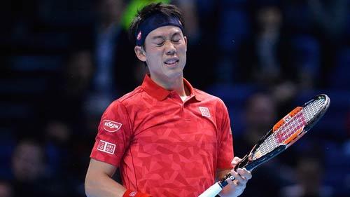 Tin thể thao HOT 20/11: Nishikori lý giải thua trắng Djokovic - 1