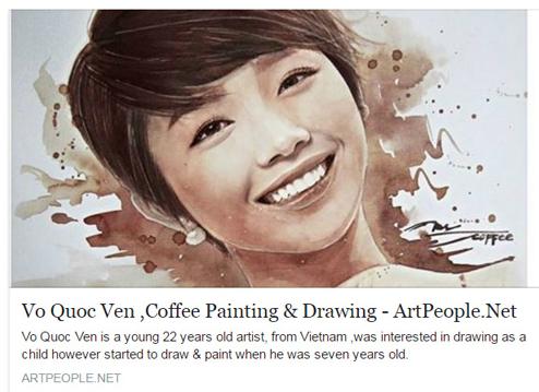 9X vẽ tranh Tóc Tiên lên tạp chí nghệ thuật nổi tiếng nước Mỹ - 1