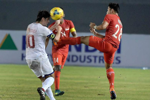 Tin nhanh AFF Cup: Công Vinh sắp cân bằng kỷ lục của Huỳnh Đức - 2