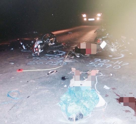 Vụ tai nạn ở Bà Rịa-Vũng Tàu: Nạn nhân thứ 5 tử vong - 1