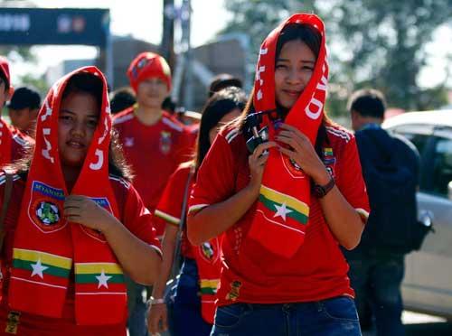 Chi tiết Myanmar - Việt Nam: Người hùng Công Vinh (KT) - 11