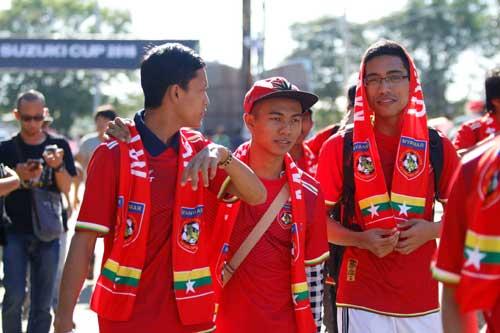 Chi tiết Myanmar - Việt Nam: Người hùng Công Vinh (KT) - 12