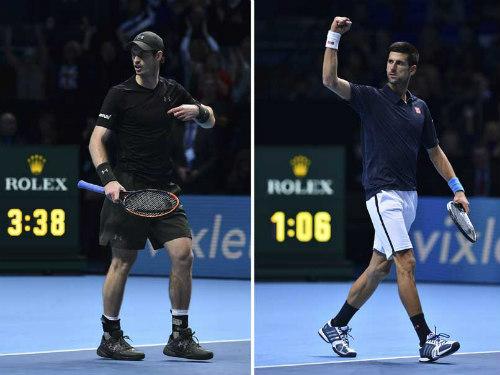 Chi tiết Murray – Djokovic: Vinh quang xứng đáng (KT) - 7
