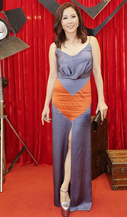 """Quỳnh Mai """"siêu vòng 3"""" bất ngờ lọt top mặc đẹp nhất - 19"""