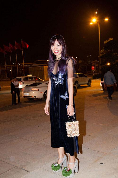 """Quỳnh Mai """"siêu vòng 3"""" bất ngờ lọt top mặc đẹp nhất - 21"""