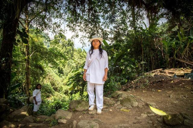 Choáng ngợp với thành phố cổ đang khai quật tại Colombia - 4