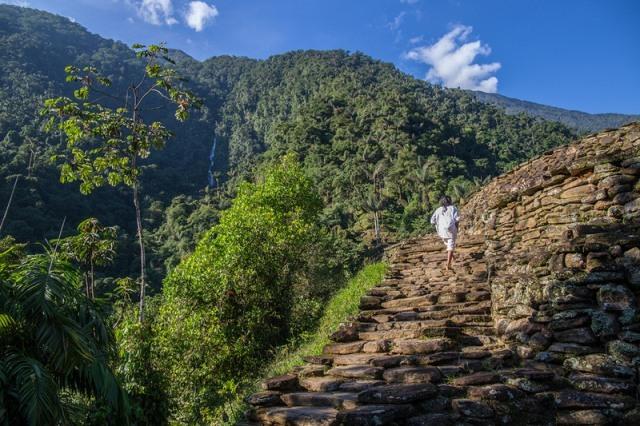 Choáng ngợp với thành phố cổ đang khai quật tại Colombia - 7