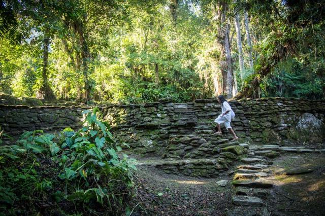 Choáng ngợp với thành phố cổ đang khai quật tại Colombia - 8
